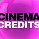 Cinema Credits
