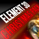 Christmas Pack for Element 3D