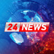 24 News - Broadcast News Package
