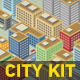 Isometric City Kit