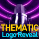 Thematic Logo Reveal