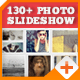 130+ Photo Slideshow