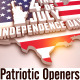 USA Patriotic Openers Pack
