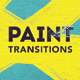Paint Brush Transitions Reveal Pack