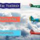 Lower Third Airplane Banner