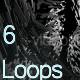 Geometric Filaments Vj Loop Pack