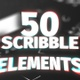 Scribble Elements Pack