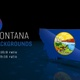 Montana State Election Backgrounds 4K - 7 Pack
