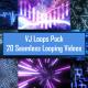 Shocking Electric Backgrounds VJ Loop Pack 4K - 20 Loops
