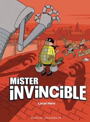 MR INVINCIBLE (Pascal JOUSSELIN) GN