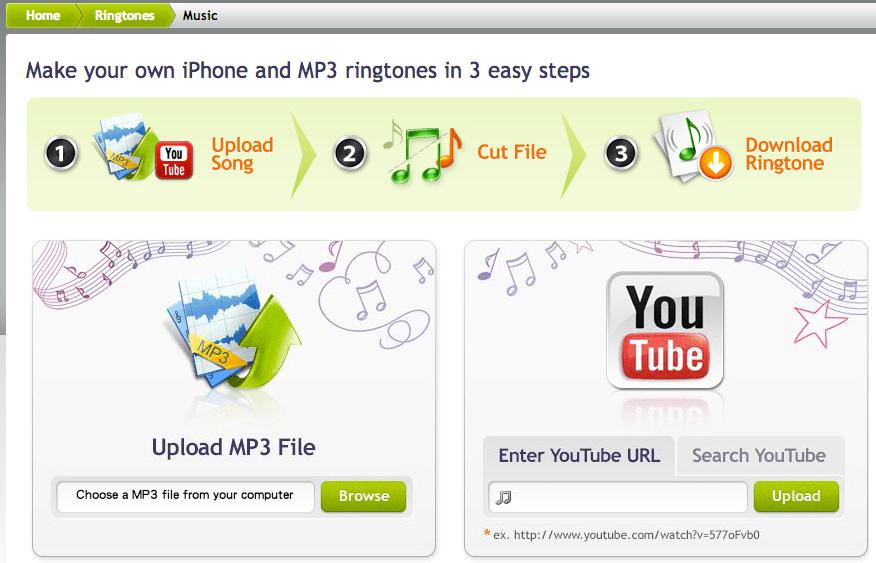 iPhone鈴聲製作,線上把mp3轉成iPhone鈴聲的m4r格式! - 蘋果仁