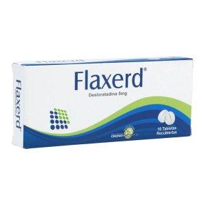FLAXERD 5 MG X 10 TBL (DESLORATADINA)