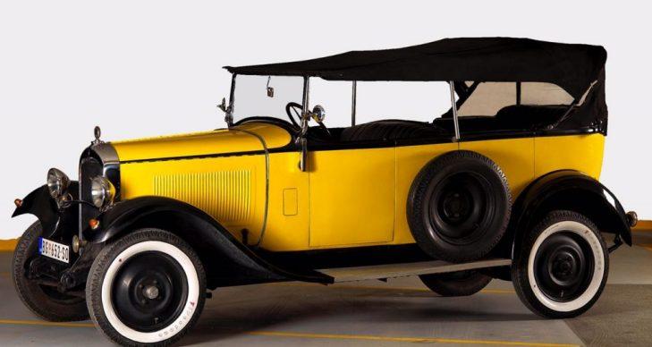 prevoz putnika Citroen C4 1928