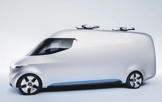 Ovo je Mercedesov kombi budućnosti