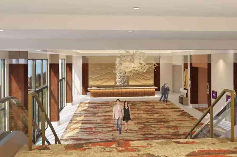 Mount Airy Casino Resort, Poconos Mountains, Pennsylvania, resort expansion, outdoor events