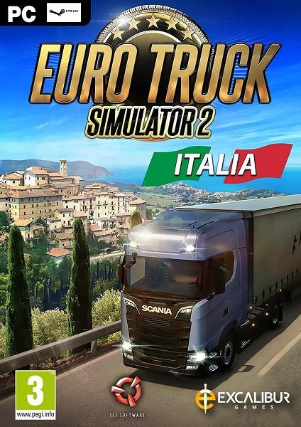 euro truck simulator 3 ps4