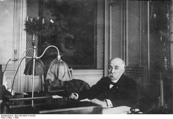 លោក Georges Benjamin Clemenceau (28 September 1841 – 24 November 1929) ។