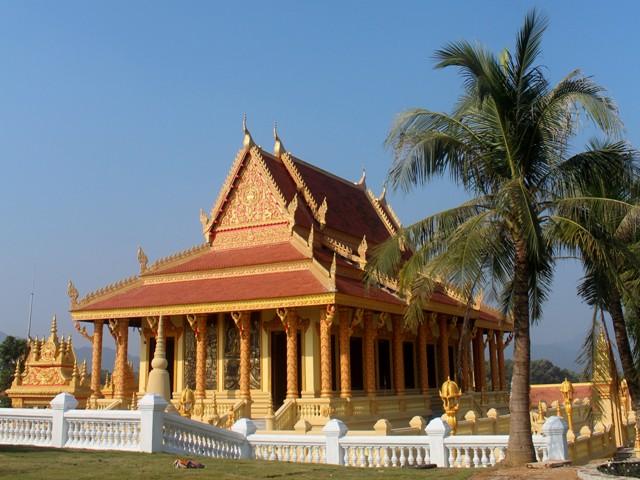 Vat Khmer at Ha Noi 3