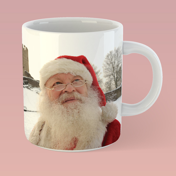 Dudley Castle Christmas Mug