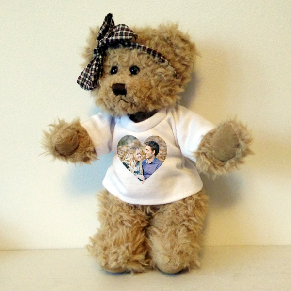 LILLY TEDDY BEAR STANDING