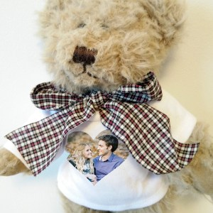 Edward Teddy Bear Front