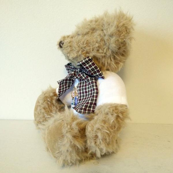 Edward Teddy Bear Side