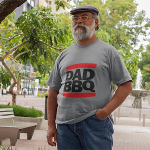 HIP HOP STYLE T-SHIRT DAD BBQ