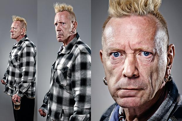 John Lydon punk icon