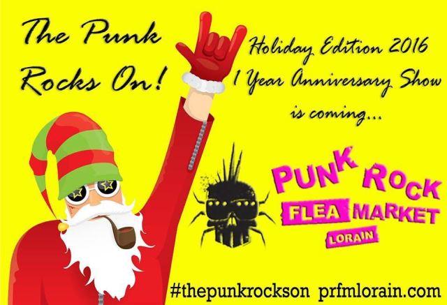 thepunkrockson holiday show