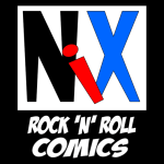 Nix Rock Comics PRFM Lorain vendor