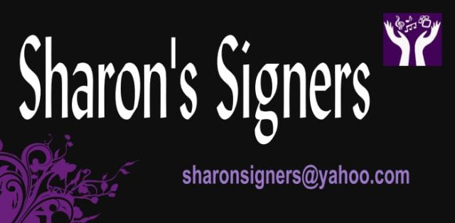 Sharons Signers PRFM Lorain nonprofit Xmas Show