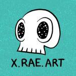 X Rae Art PRFM Lorain