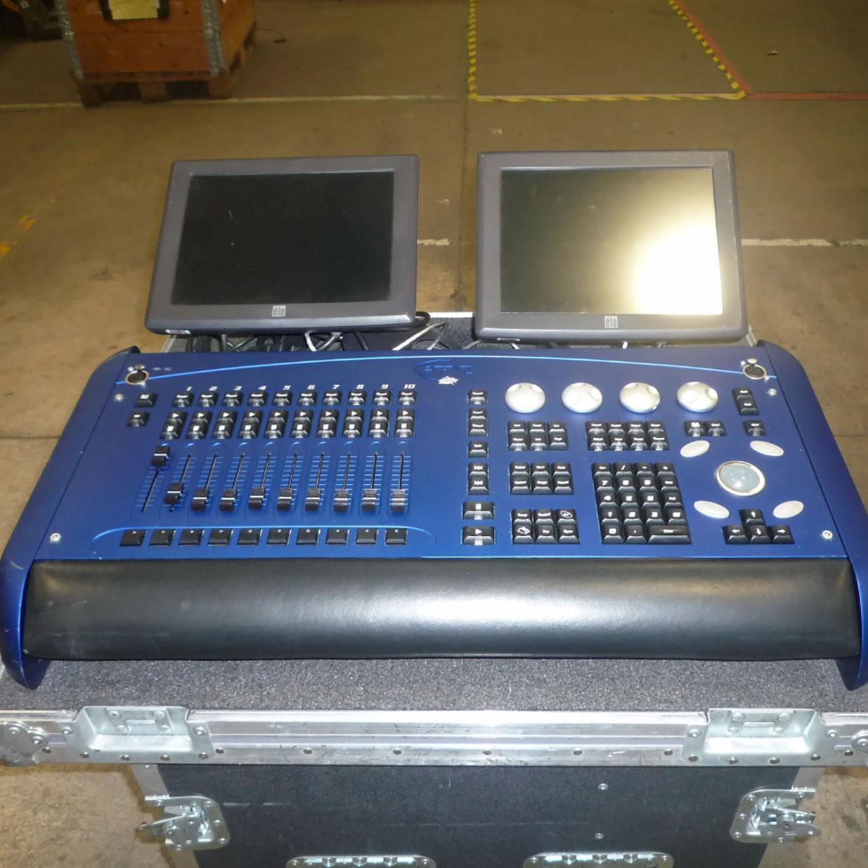 prg proshop high end ipc hog console