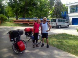cycling to Romania