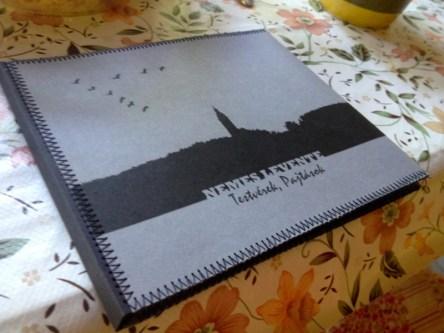 Levente's album - handmade