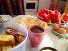 breakfast - check the flyer for recipes http://issuu.com/turkrstur/docs/turk_brosura