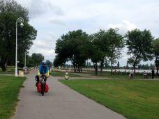 very nice park/ lake in Palić