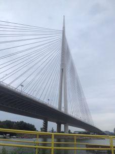 cycling Danube at last