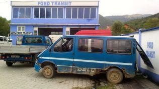 Ford Transit..