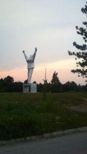 fianlly we made it to Valjevo!!!!