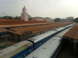 looong trains
