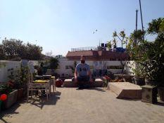 Jasjeet's amazing rooftop apartment