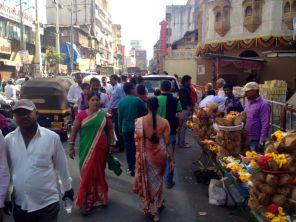 Laxmi market street