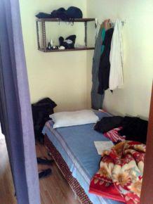 Sascha's bed