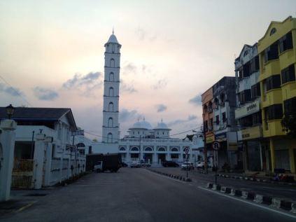 mosque Kuala Terengganu