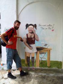 Penang streetart :)