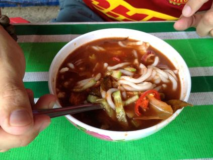 great laksa for less than a euro