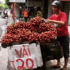 fantastic deal - 1$ for 1kg of lychee