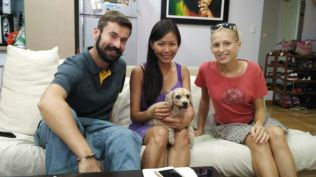 Khanh, our lovely couchsurfing host