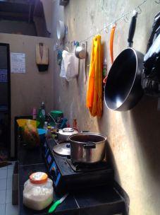 (tea) kitchen